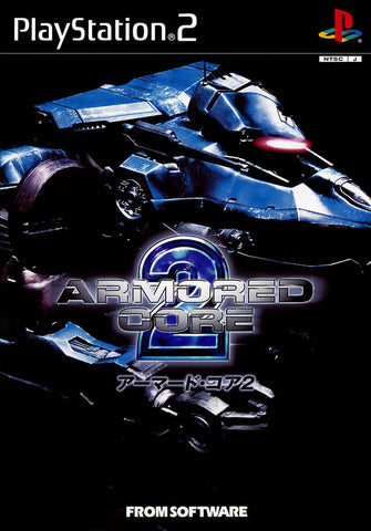 Armored Core 2 - PlayStation 2 (Japan)