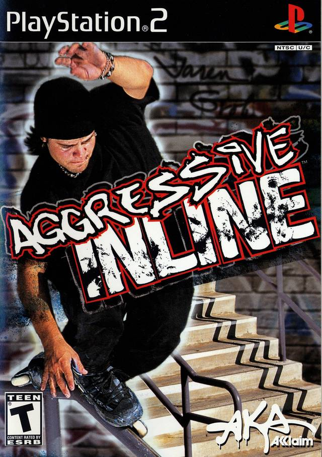 Aggressive Inline - PlayStation 2