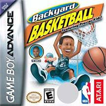 Backyard Basketball - Game Boy Advance [USED]