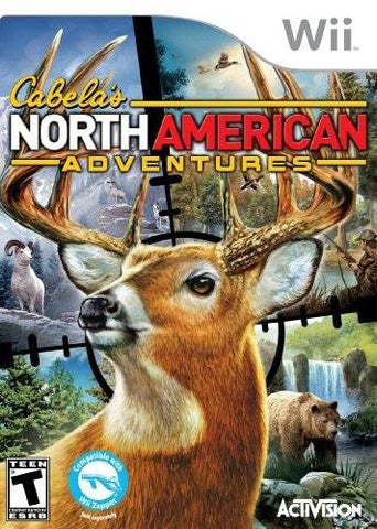 Cabela's North American Adventures - Nintendo Wii [USED]