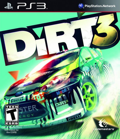 DiRT 3 - PlayStation 3
