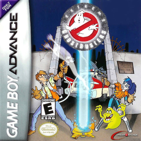 Extreme Ghostbusters - Game Boy Advance [USED]