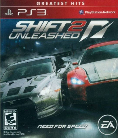 Shift 2: Unleashed (Greatest Hits) - PlayStation 3