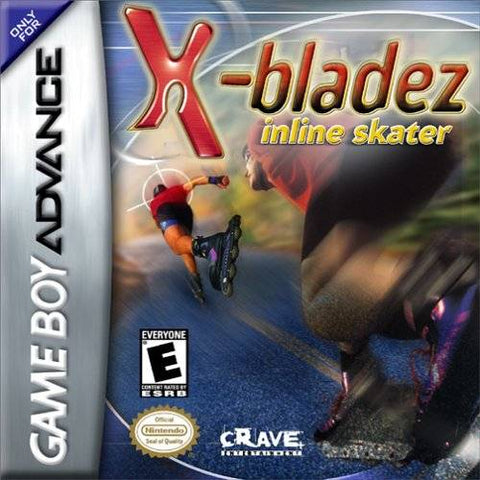 X-Bladez: Inline Skater - Game Boy Advance [USED]