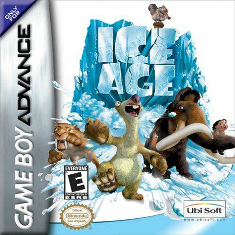 Ice Age - Game Boy Advance [NEW]