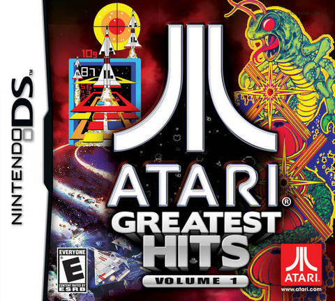 Atari Greatest Hits: Volume 1 - Nintendo DS