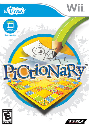 Pictionary - Nintendo Wii [USED]