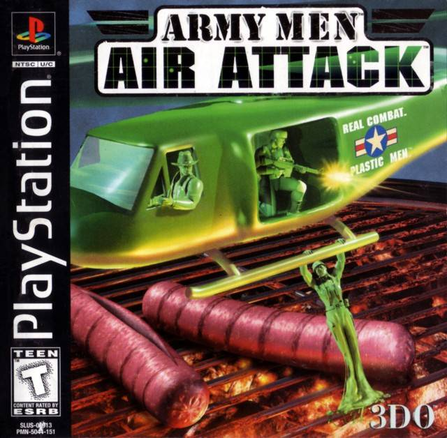 Army Men: Air Attack - PlayStation