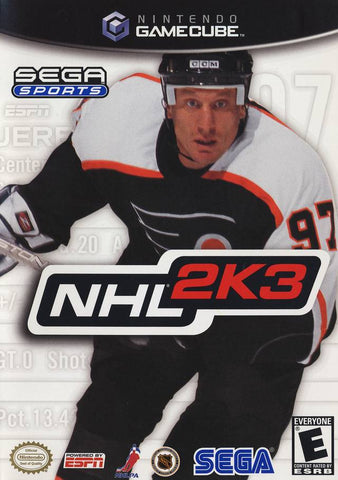 NHL 2K3 - GameCube [USED]