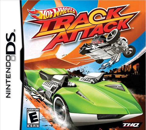 Hot Wheels: Track Attack - Nintendo DS