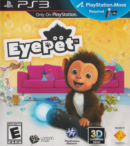 EyePet: Move Edition - PlayStation 3