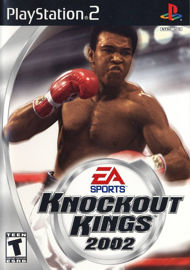 Knockout Kings 2002 - PlayStation 2