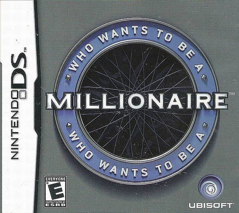 Who Wants to Be a Millionaire: 3rd Edition - Nintendo DS