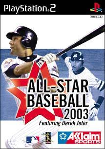 All-Star Baseball 2003 - PlayStation 2 (Japan)