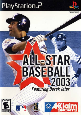 All-Star Baseball 2003 - PlayStation 2