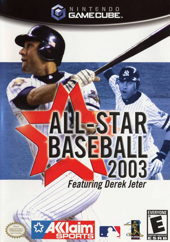 All-Star Baseball 2003 - GameCube