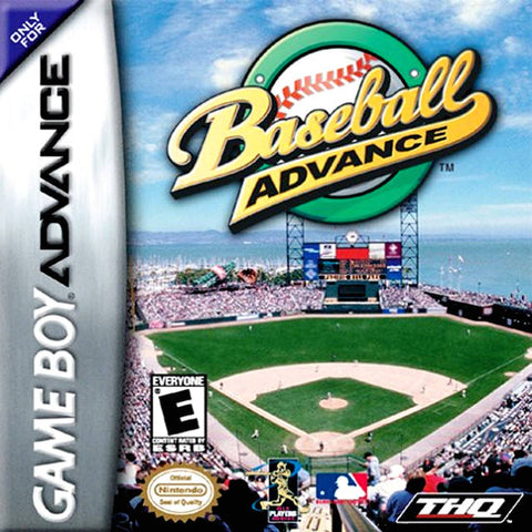 Baseball Advance - Game Boy Advance [USED]