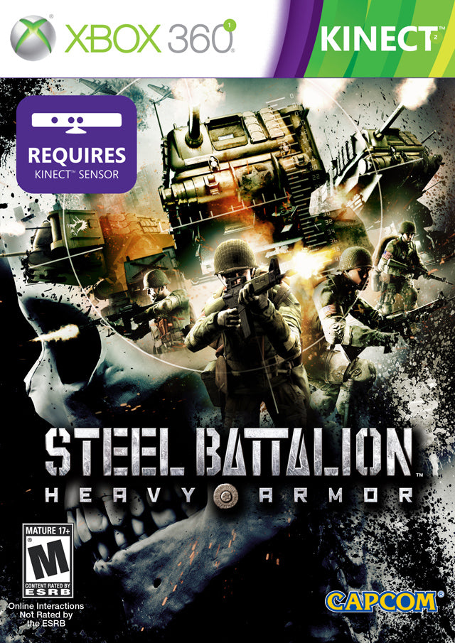 Steel Battalion: Heavy Armor - Xbox 360