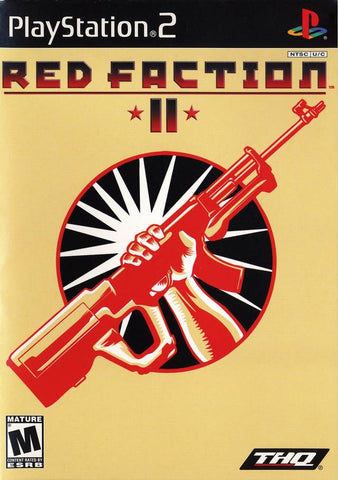 Red Faction II - PlayStation 2