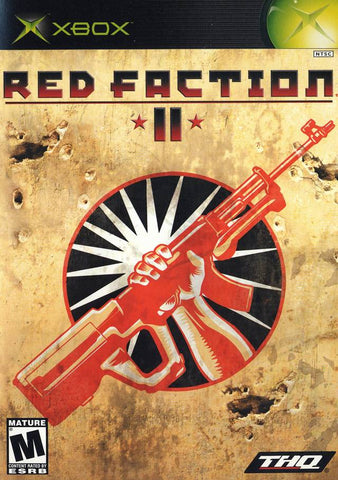 Red Faction II - Xbox