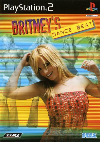 Britney's Dance Beat - PlayStation 2 (Japan)