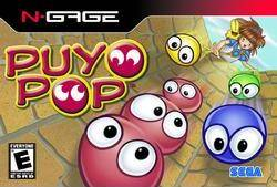 Puyo Pop - N-Gage