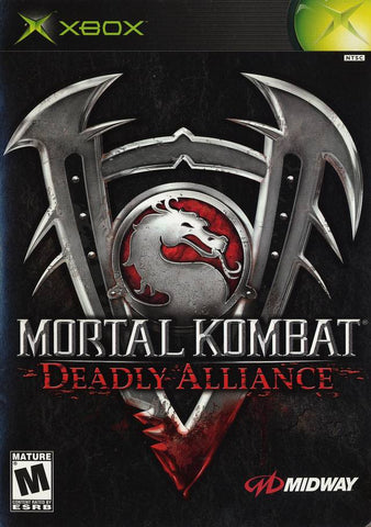 Mortal Kombat: Deadly Alliance - Xbox
