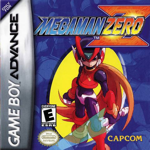 Mega Man Zero - Game Boy Advance [USED]