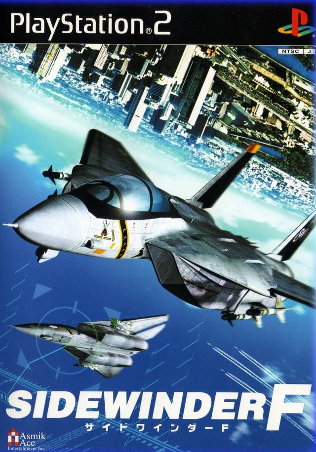 SideWinder F - PlayStation 2 (Japan)