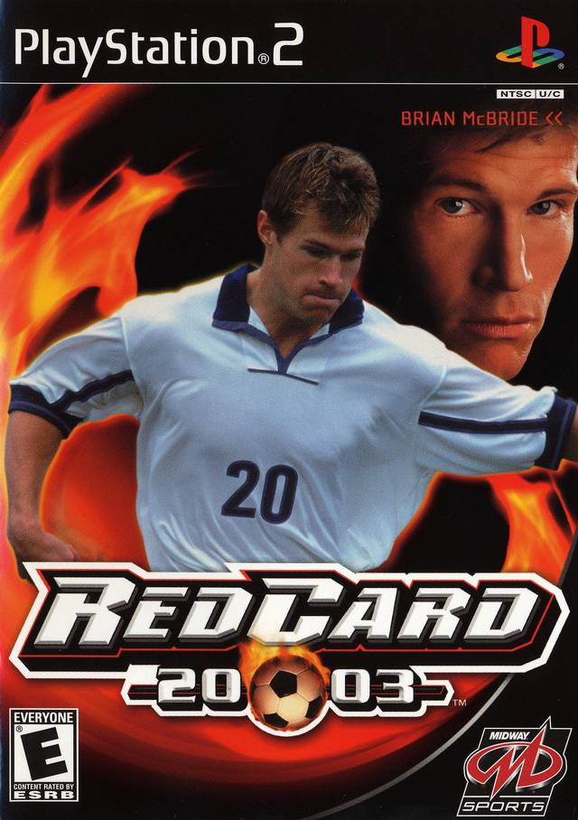 RedCard 20-03 - PlayStation 2