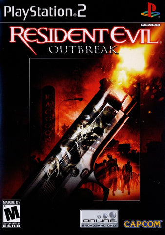 Resident Evil Outbreak - PlayStation 2
