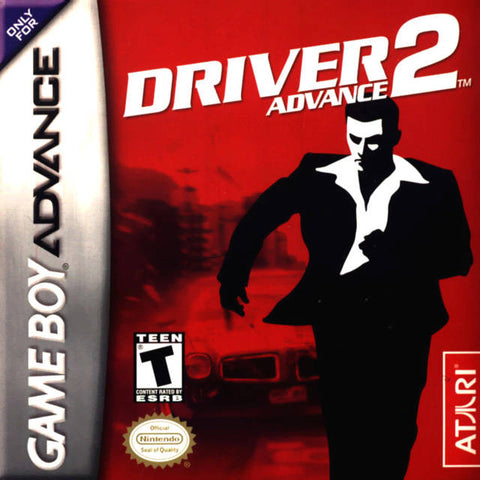 Driver 2 Advance - Game Boy Advance [USED]