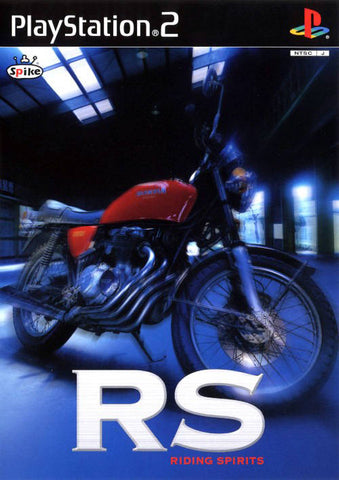 RS: Riding Spirits - PlayStation 2 (Japan)