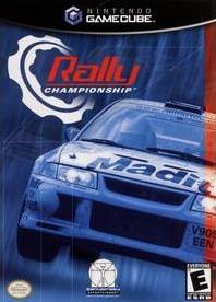 Rally Championship - GameCube [USED]