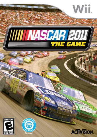 NASCAR 2011: The Game - Nintendo Wii [USED]
