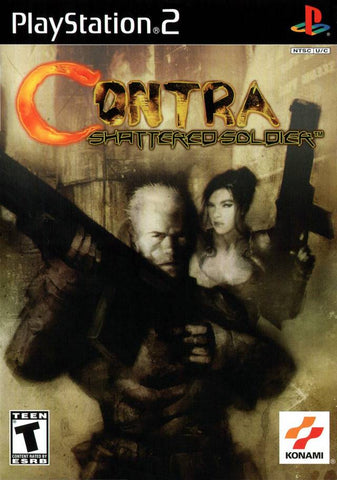 Contra: Shattered Soldier - PlayStation 2