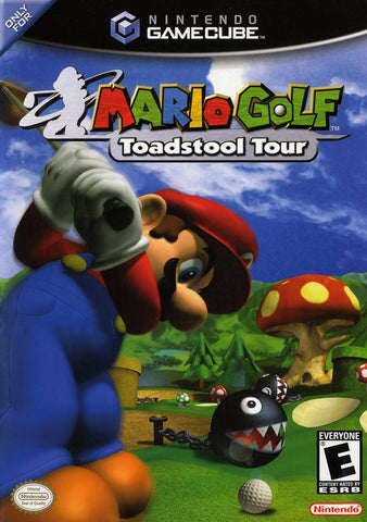 Mario Golf: Toadstool Tour - GameCube [USED]