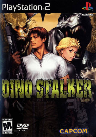 Dino Stalker - PlayStation 2