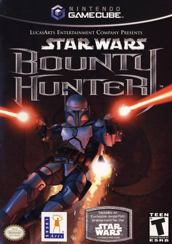 Star Wars: Bounty Hunter - GameCube [USED]