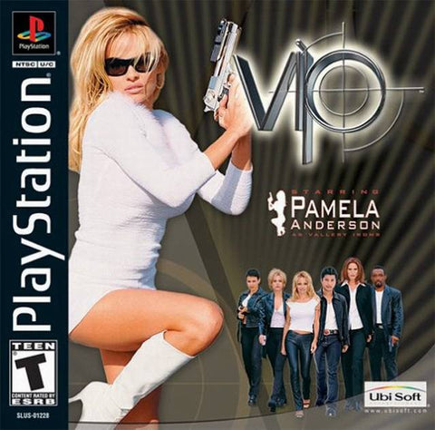 V.I.P. - PlayStation