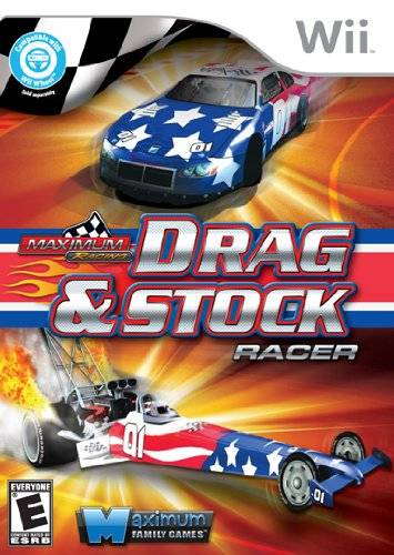 Maximum Racing: Drag & Stock Racer - Nintendo Wii [USED]