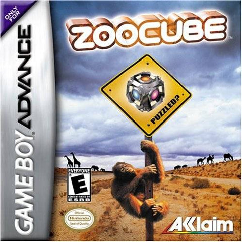 ZooCube - Game Boy Advance [NEW]