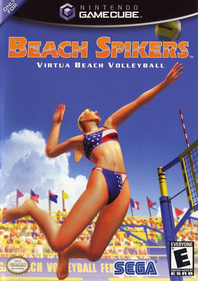 Beach Spikers: Virtua Beach Volleyball - GameCube [NEW]