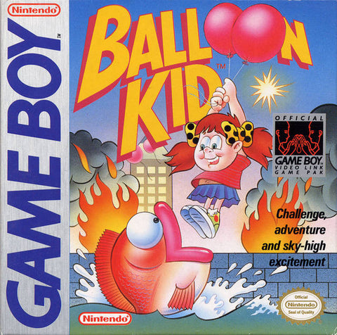 Balloon Kid - Game Boy [USED]