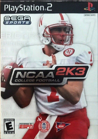 NCAA College Football 2K3 - PlayStation 2