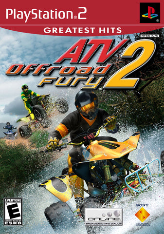 ATV Offroad Fury 2 (Greatest Hits) - PlayStation 2