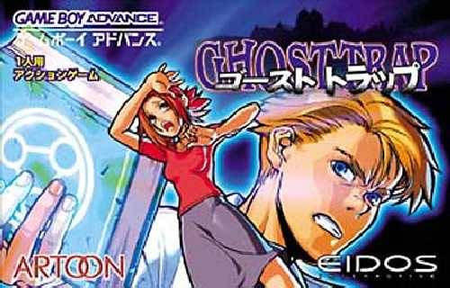 Ghost Trap - Game Boy Advance (Japan)