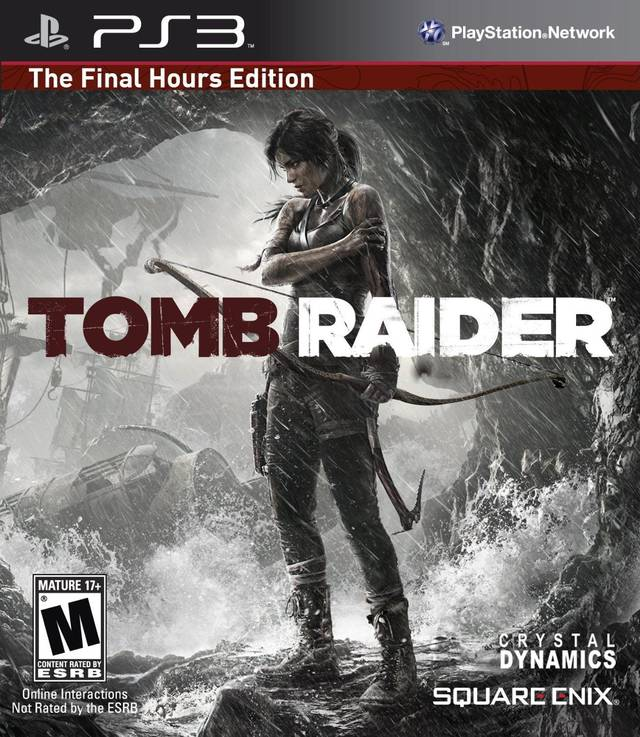 Tomb Raider (The Final Hours Edition) - PlayStation 3