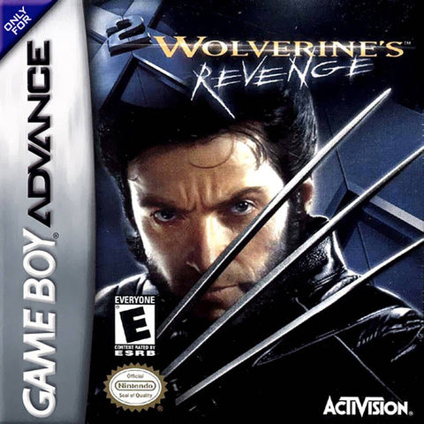 X2: Wolverine's Revenge - Game Boy Advance [USED]