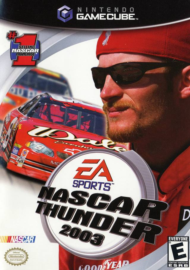 NASCAR Thunder 2003 - GameCube [USED]